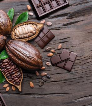 Gourmandises chocolatées