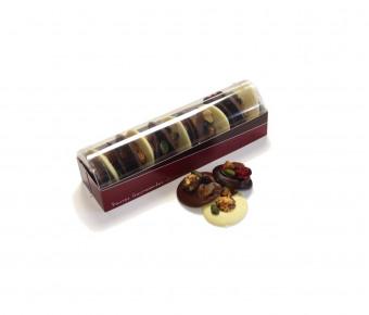Palets de Mendiants - Chocolats Assortis