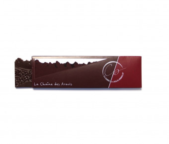 Tablette Chocolat Noir Café 57%