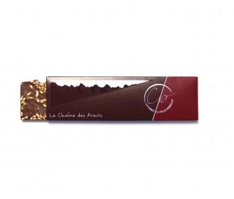 Tablette Chocolat Lait et Riz soufflé