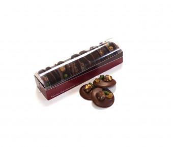 Palets de Mendiants - Chocolat Lait 40%