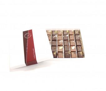 Coffret - 30 Chocolats Pralinés