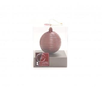 Boule de Noël - Chocolat Lait 40%
