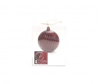 Boule de Noël - Chocolat Noir 61%
