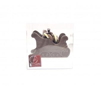 Traineau du Père Noël - Chocolat Noir 61%